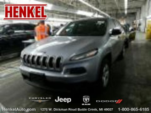 Pre-Owned 2014 Jeep Cherokee Sport FWD