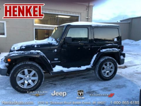 Pre-Owned 2011 Jeep Wrangler 70th Ann. 4X4