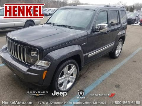 Pre-Owned 2011 Jeep Liberty Sport 4X4
