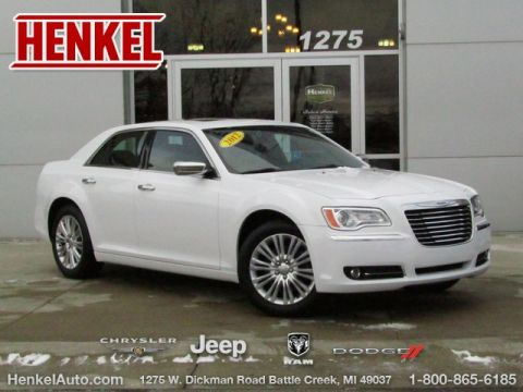 Pre-Owned 2012 Chrysler 300 Limited AWD