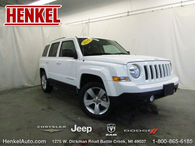 Pre Owned 2017 Jeep Patriot Laude