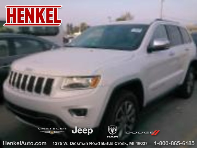 Pre Owned 2016 Jeep Grand Cherokee Limited 4x4 Suv In Springfield