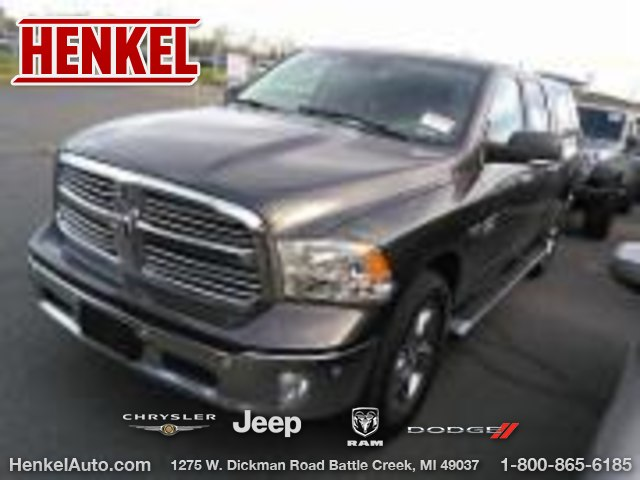 Pre-Owned 2017 RAM 1500 Big Horn Crew 4X4