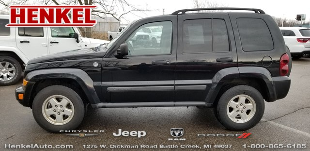 Pre-Owned 2007 Jeep Liberty Sport 4X4