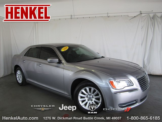 Pre-Owned 2014 Chrysler 300 Limited