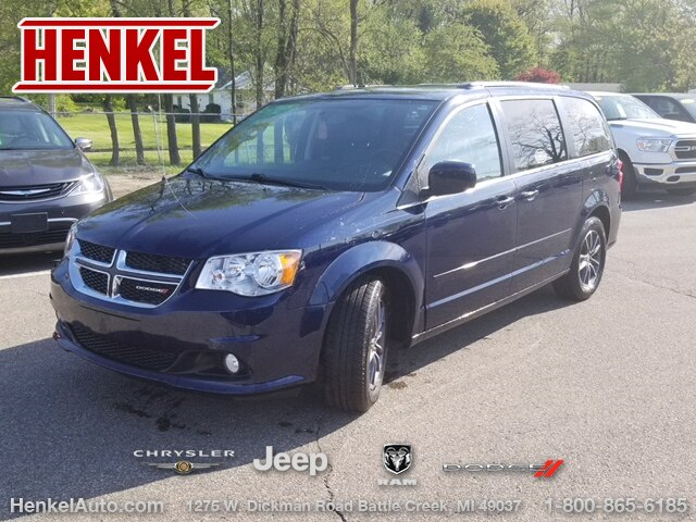 Pre Owned 2016 Dodge Grand Caravan Sxt