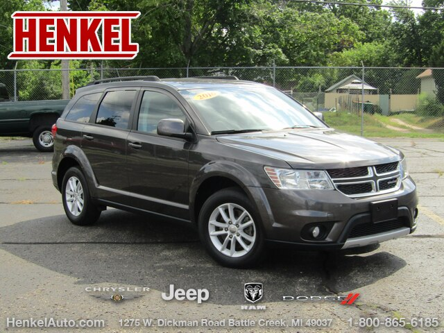 Pre-Owned 2016 Dodge Journey SXT AWD