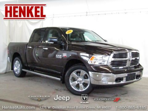 Pre-Owned 2016 RAM 1500 Big Horn Crew 4X4