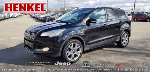 Pre-Owned 2014 Ford Escape Titanium 4X4