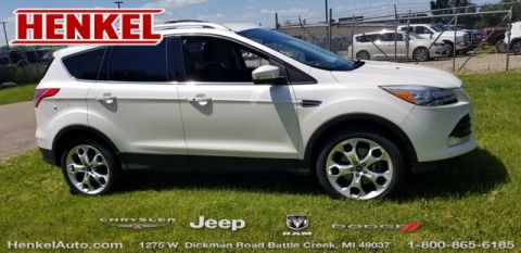 Pre-Owned 2013 Ford Escape Titanium 4X4