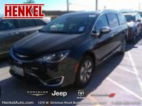 Pre-Owned 2018 Chrysler Pacifica Hybrid Limited