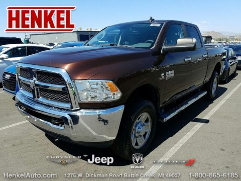 Pre-Owned 2014 RAM 3500 SLT Crew 4X4