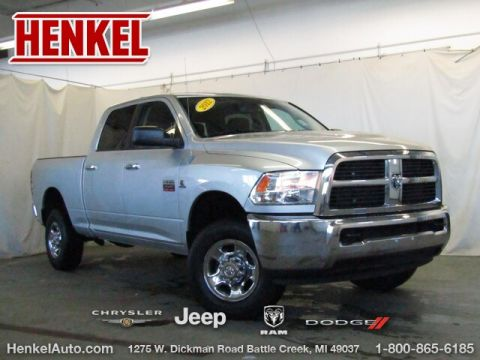 Pre-Owned 2012 RAM 2500 SLT Crew 4X4