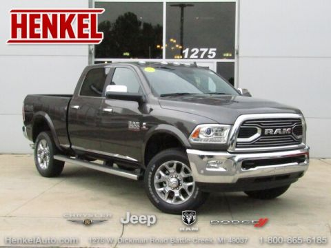 New 2018 RAM 2500 Limited Crew 4X4